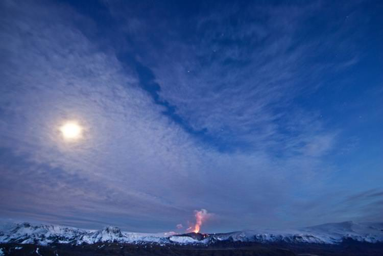 6 Most Deadly Volcanoes in the world - Katla Iceland