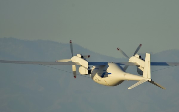 7 Amazing Unmanned Military Aircraft -  Boeing Phantom Eye