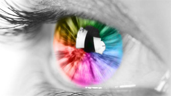 The human eye can detect more than 10 million colors