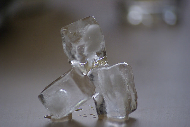 70% of ice served at restaurants tested dirtier than toilet water.