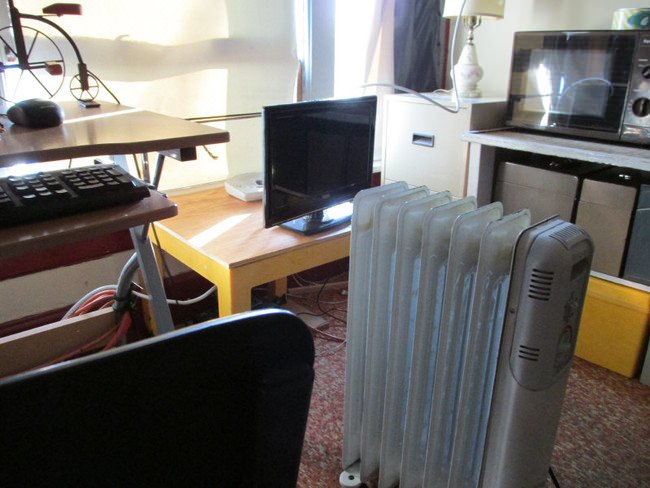 Heaters caused over 40 deaths every year