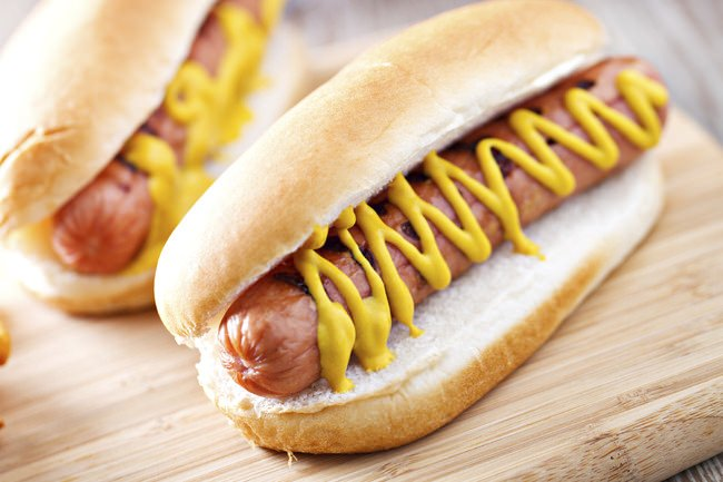 Hot dogs killed over 13 people in the U.S. per year