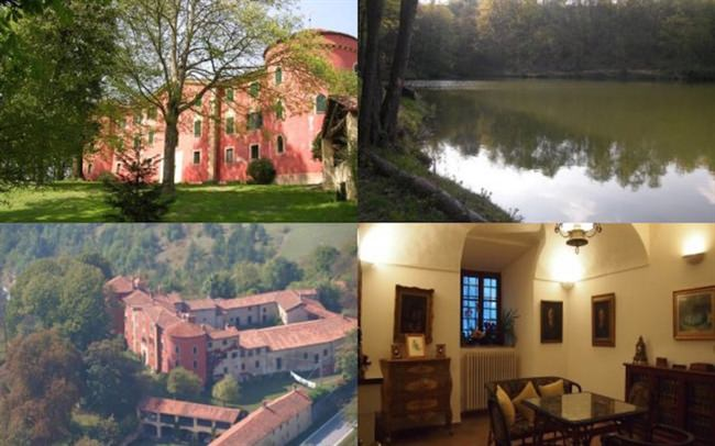 Castle In Piedmont, Italy for $3,097,490