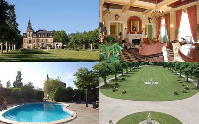 Castle in Haute-Garonne, France for $2,130,859