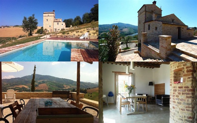 Castle In Marche, Italy For $854,480