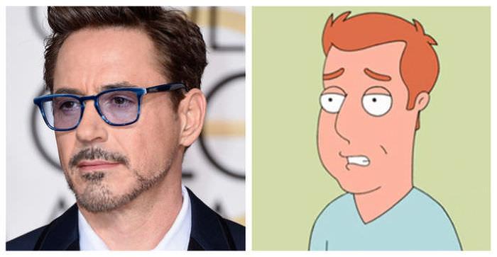 Robert Downey Jr. as Peter Pewterschmidt