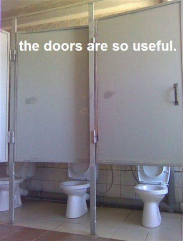 So useful doors