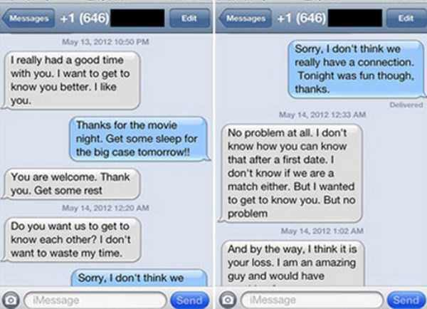 16 Creative Break Up Texts, Which One Is Your Favorite