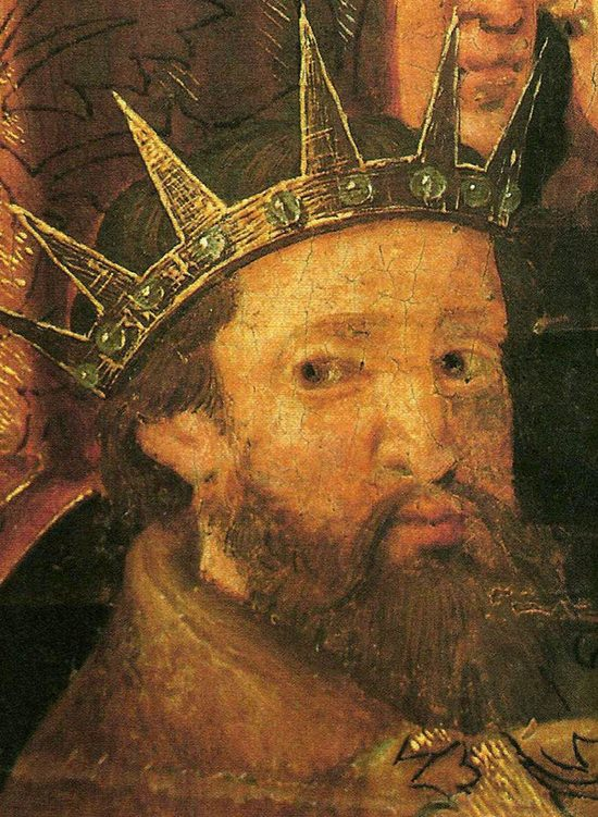 King Martin of Argon