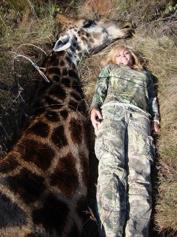10 People Who Posted Their Hunting Pictures And Sparked Media Outrage