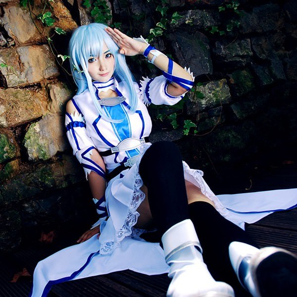 20 Best Yuuki Asuna Sword Art Online Cosplay