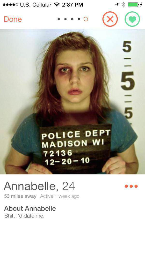 best tinder profiles ever