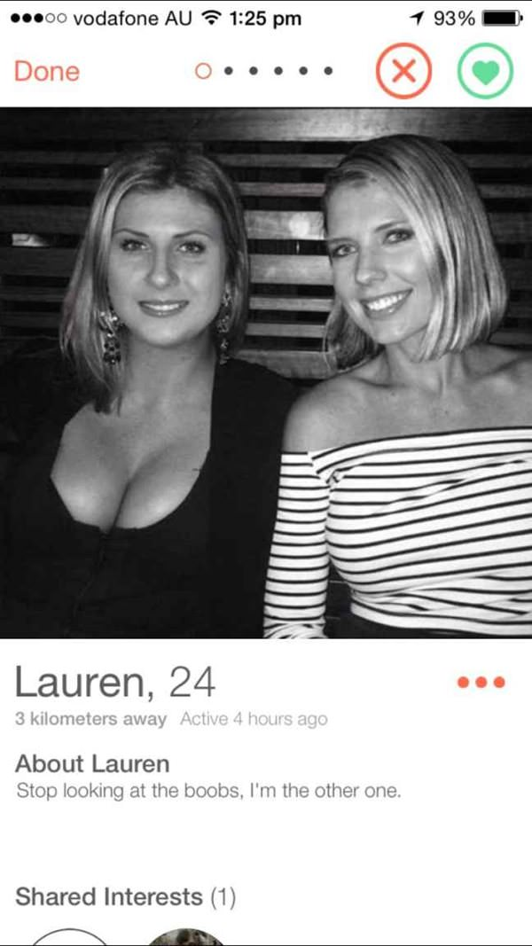 12 Funny Girls On Tinder Who Made Sure You Know Who Youre -5582