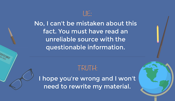 15 Lies That Teachers Tell Their Students And The Truth Behind Them