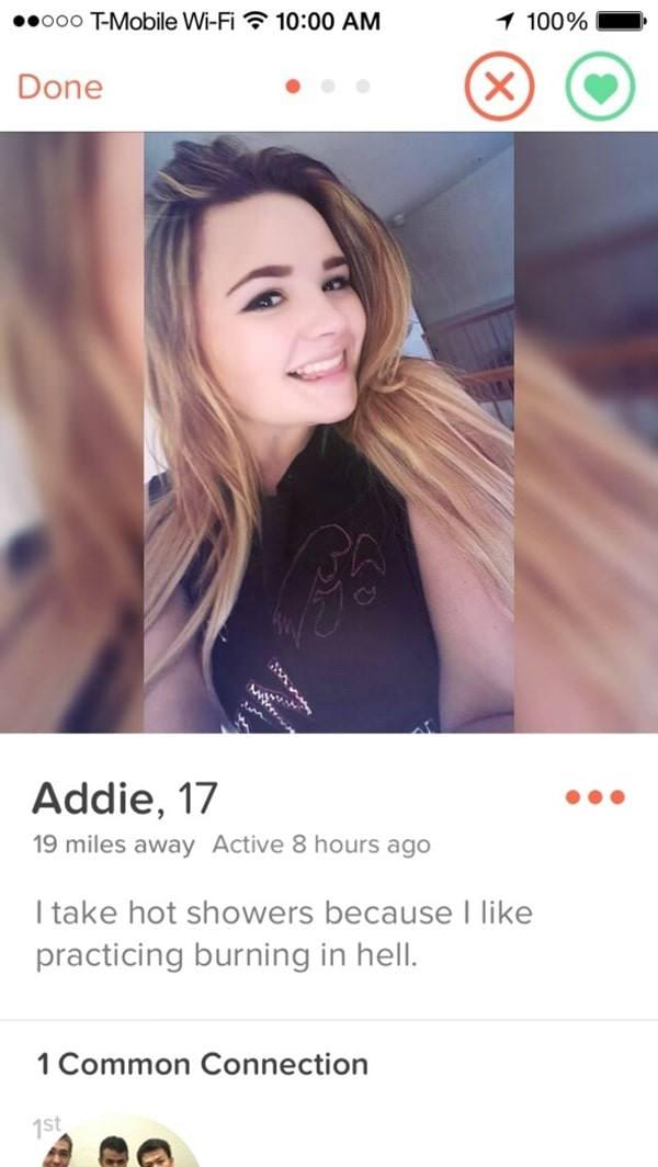 girls dating profiles