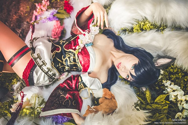Awesome League Of Legend Cosplay By Julia