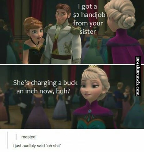 Elsa is awesome