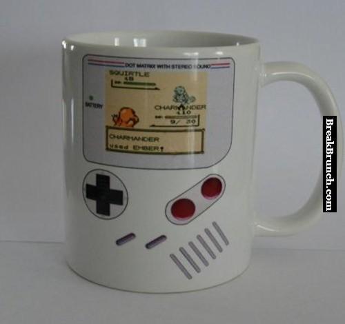 I want a gameboy mug