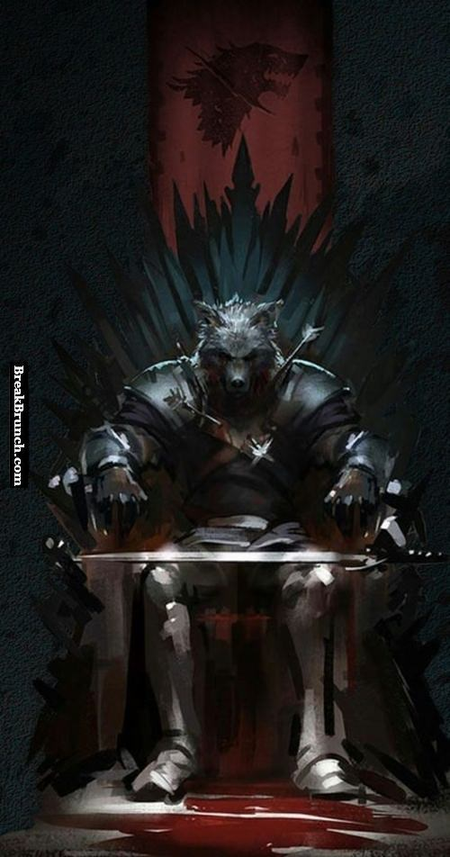 To me, Robb Stark is still the king of the Norh