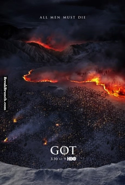 Best Game of Thrones Poster so far