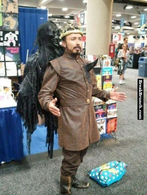 Awesome Game of Thrones cosplay