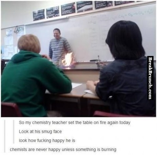 This teacher is awesome