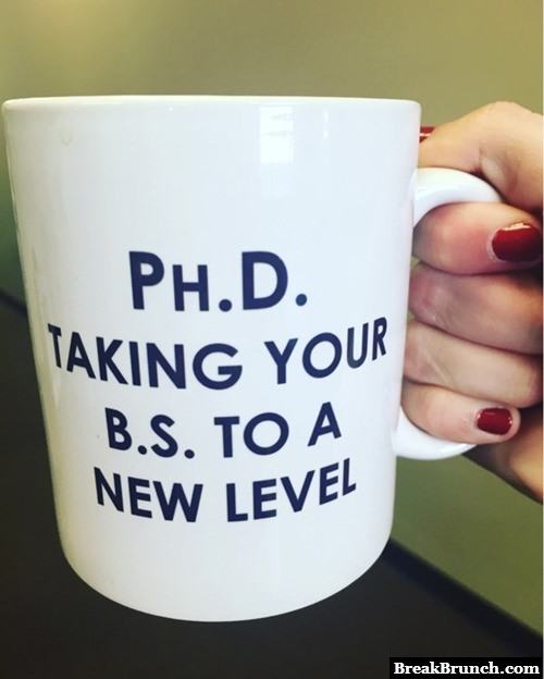 Ph.D. taking your B.S. to a new level