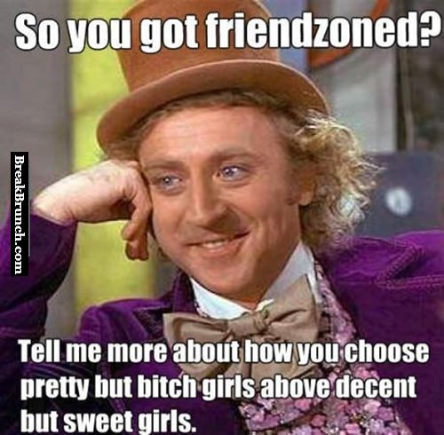 To all who are currently in friendzone