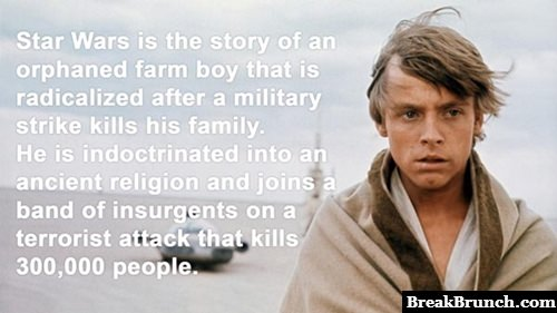 What Star Wars is really about