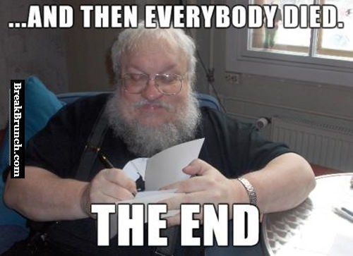 How Game of Thrones ends