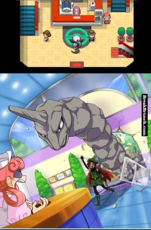 If pokemon is real