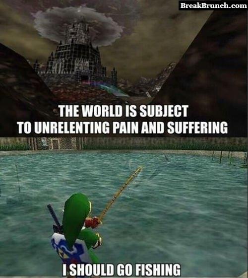 The Legend of Zelda logic