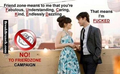 No friendzone campaign