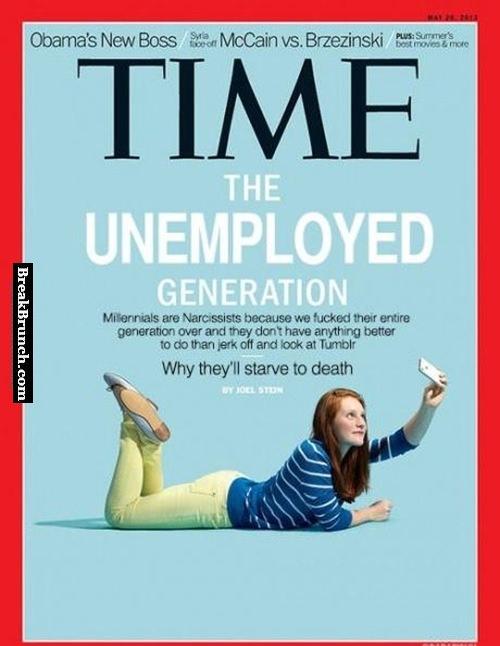 The unemployed generation
