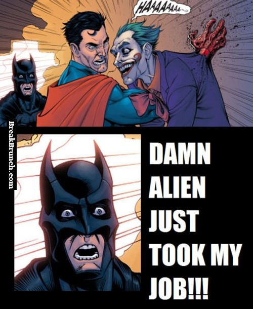 Why Batman is fighting Superman