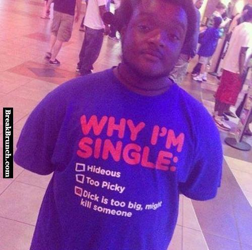 Why I am single