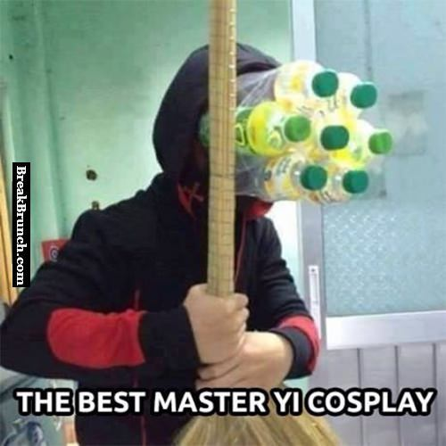 Best Master Yi Cosplay – League of Legends