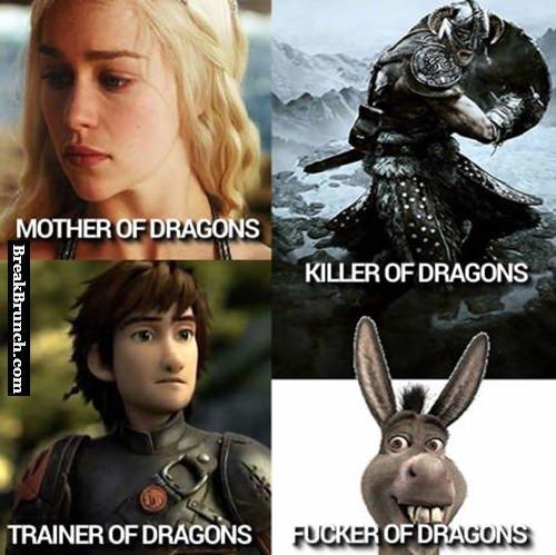 F*cker of dragon