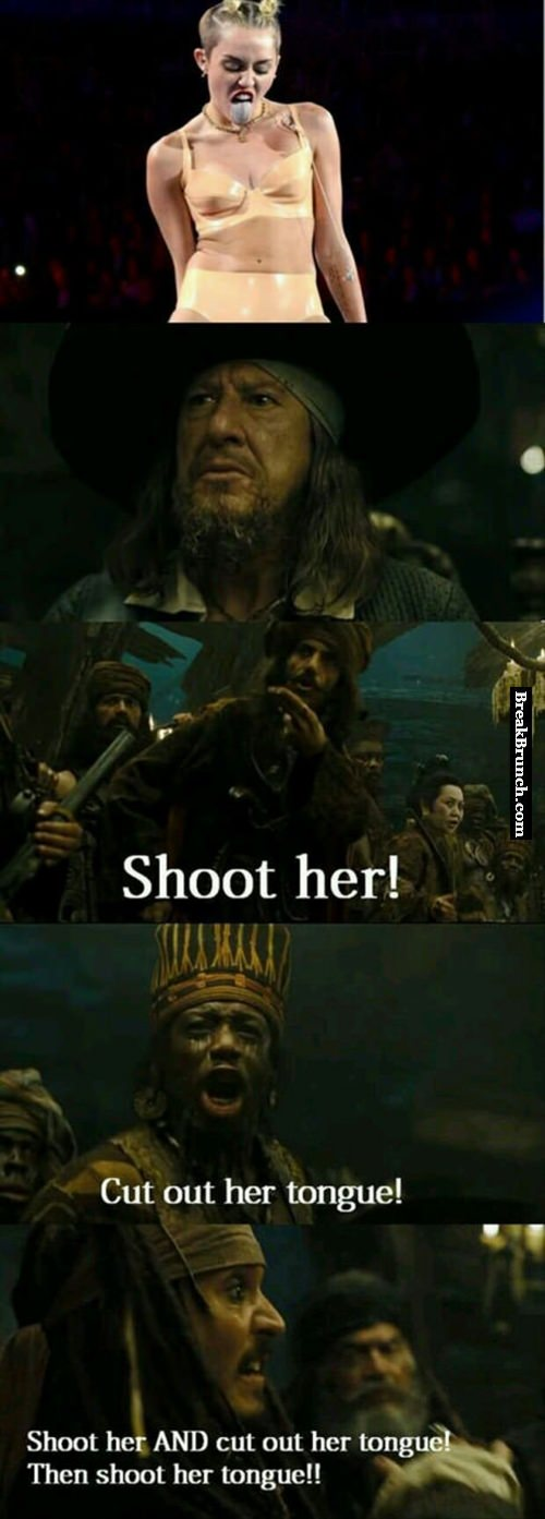 Shoot her now