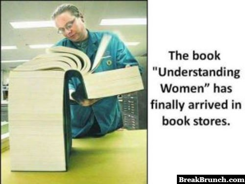The book to understand women