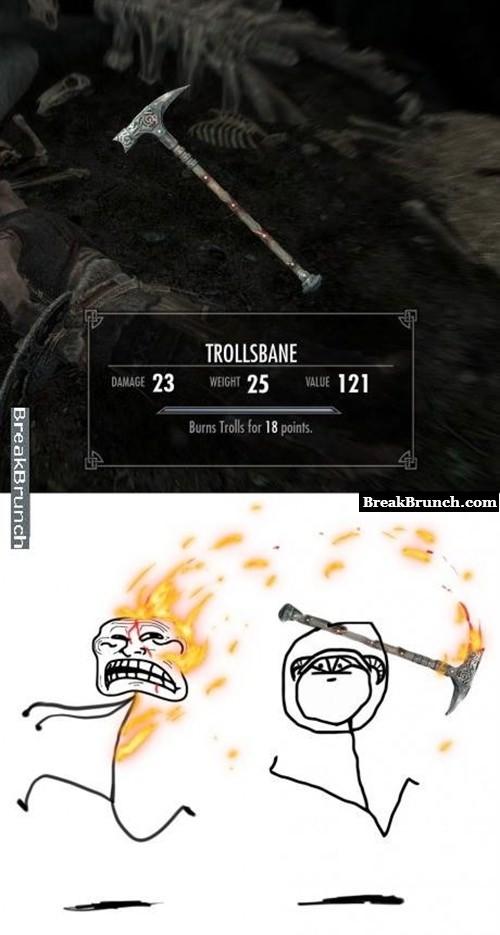 Trollsbane