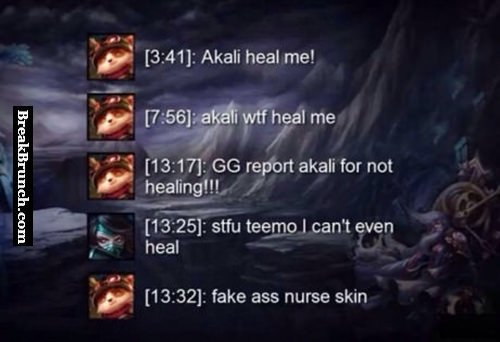 Why I hate Teemo players in League of Legends
