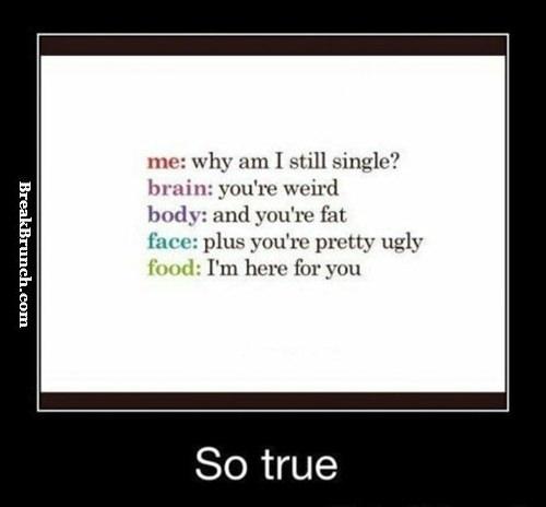 Why I am still single