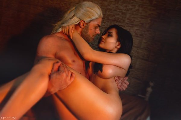 Witcher 3 Sex Scene Cosplay