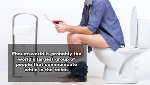 Funny Shower Thought #15