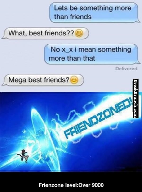 Poor guy who is trap in friendzone