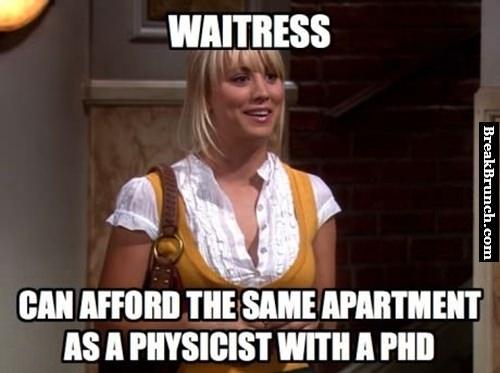 Big Bang Theory logic