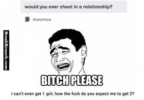 Would you ever cheat in a relationship