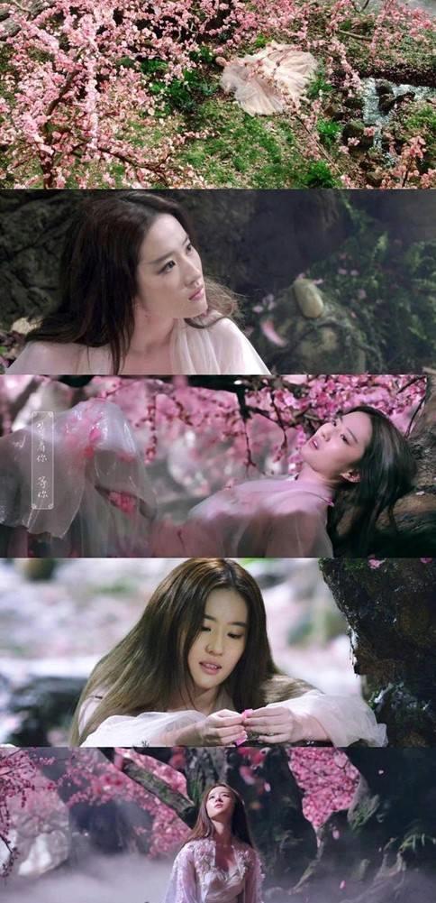 Amazing pictures of Liu Yifei, Disney's next Mulan (11 photos)