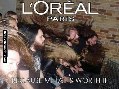 loreal-because-metal-is-worth-it
